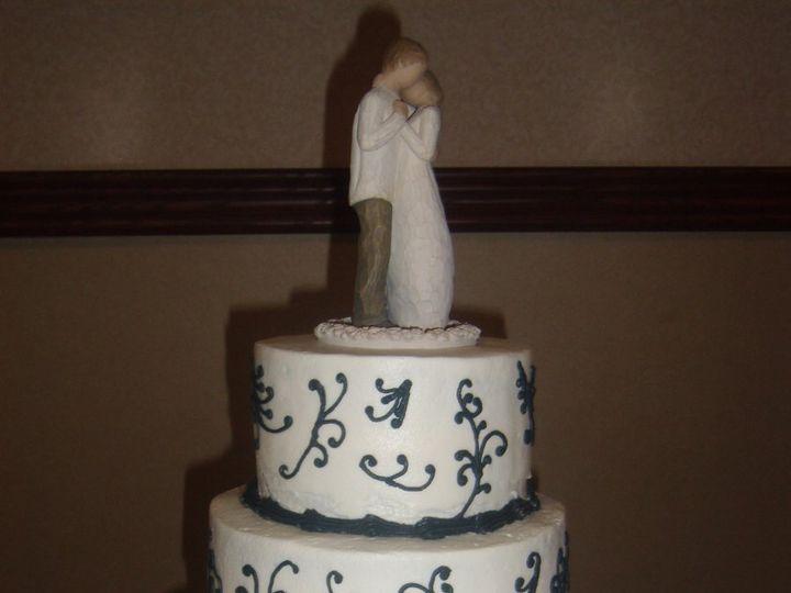 Tmx 1352470008592 8212009012 Eau Claire wedding cake