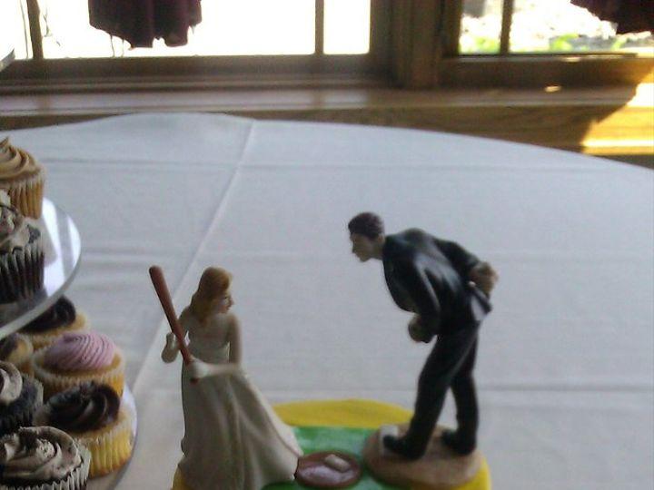 Tmx 1352470048226 2012052710.48.00 Eau Claire wedding cake