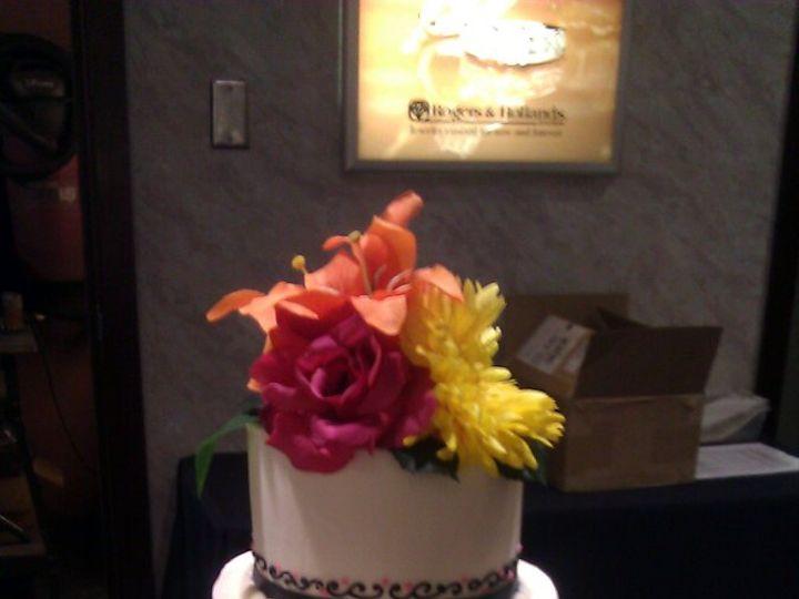 Tmx 1352470074472 2012062216.29.16 Eau Claire wedding cake