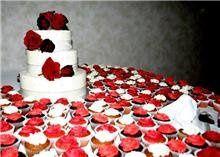 Tmx 1352470185470 DevonsWeddingCake1 Eau Claire wedding cake