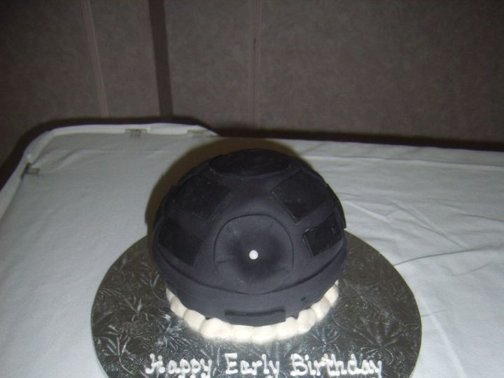Tmx 1352470336619 GEDC2438 Eau Claire wedding cake