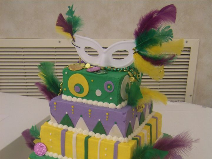 Tmx 1352470378517 GEDC2544 Eau Claire wedding cake