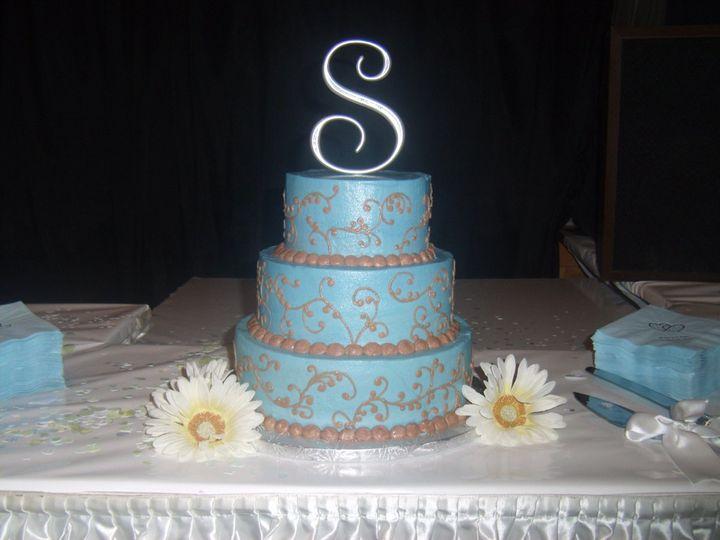 Tmx 1352470400048 GEDC3087 Eau Claire wedding cake