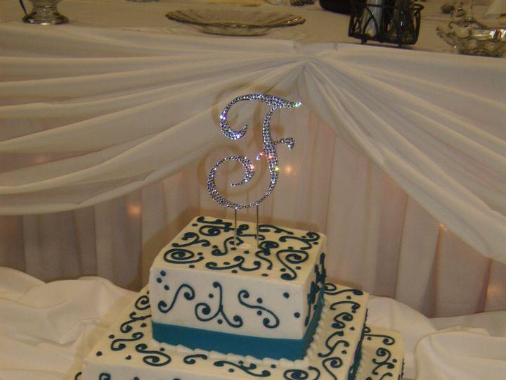 Tmx 1352470437194 October2009011 Eau Claire wedding cake