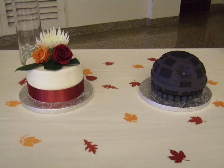 Tmx 1352470496696 September2009010 Eau Claire wedding cake