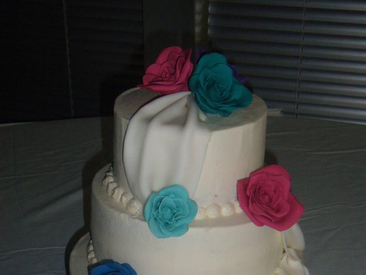 Tmx 1352470512570 September2009021 Eau Claire wedding cake