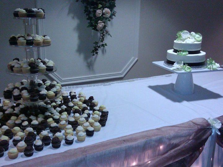 Tmx 1352470761452 2011082012.15.41 Eau Claire wedding cake