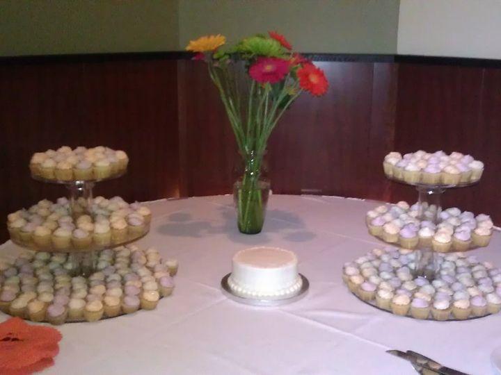 Tmx 1352470811615 2012052714.13.27 Eau Claire wedding cake