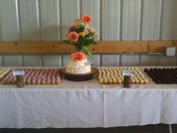 Tmx 1352470826363 2012063015.53.00 Eau Claire wedding cake