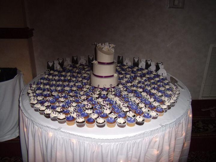 Tmx 1352470861251 GEDC0491 Eau Claire wedding cake