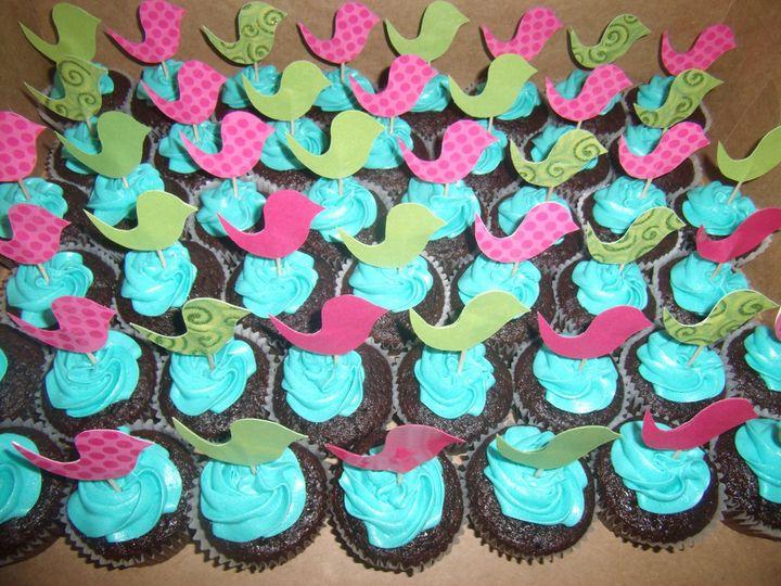 Tmx 1352470909926 GEDC2610 Eau Claire wedding cake