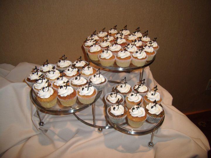 Tmx 1352470925601 October2009006 Eau Claire wedding cake