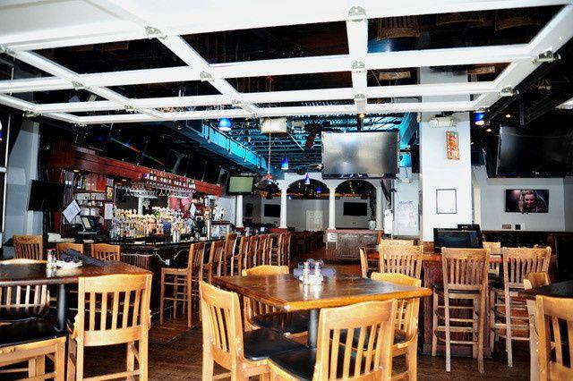 caddies bar