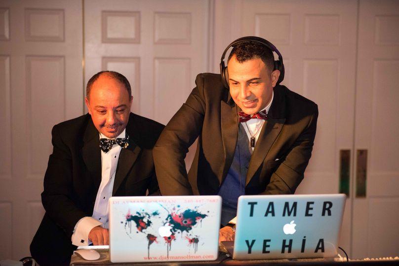 DJ Tamer Yehia & DJ Ayman Soliman