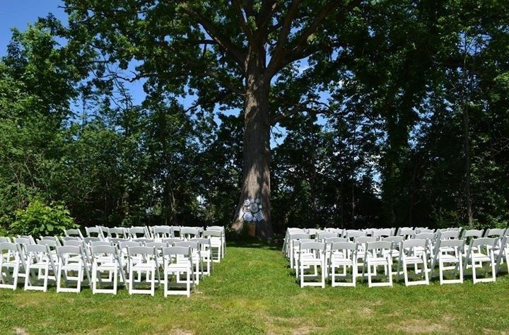 Grand Oak ceremony site