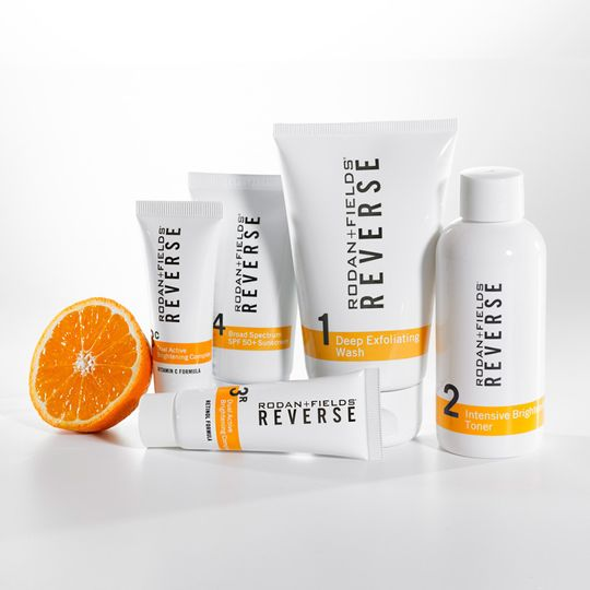 Uncover glowing skin w/Reverse
