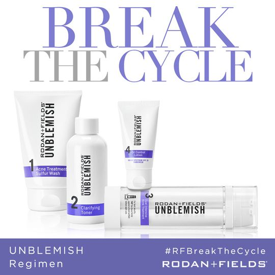 Stop the acne cycle!