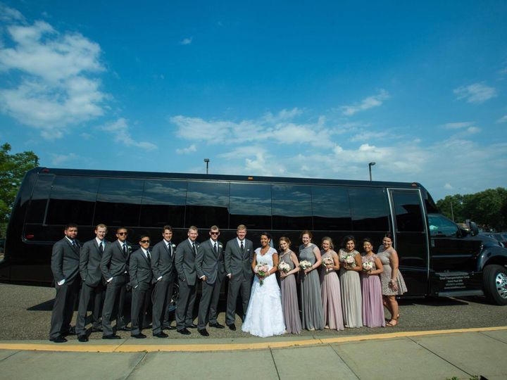 Tmx 1507228616557 201380671417415395018908374355840o Saint Paul, Minnesota wedding transportation