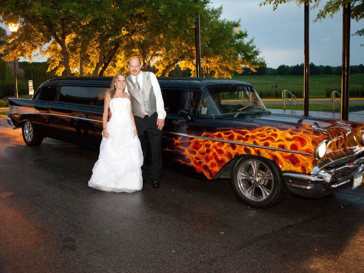 Tmx Flaming 57 Wedding 51 37414 158593722373101 Saint Paul, Minnesota wedding transportation