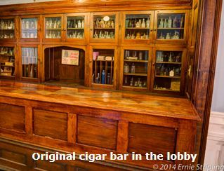 Cigar bar