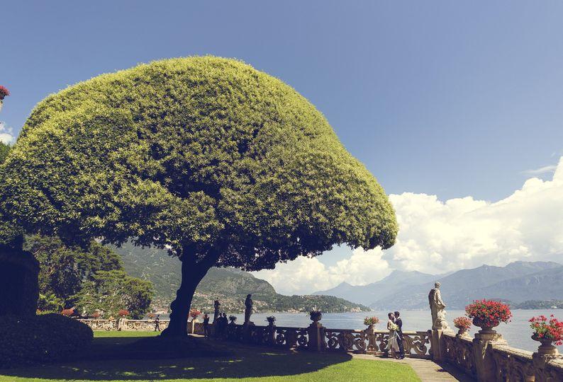 Wedding at Villa Balbianello in Lake Como