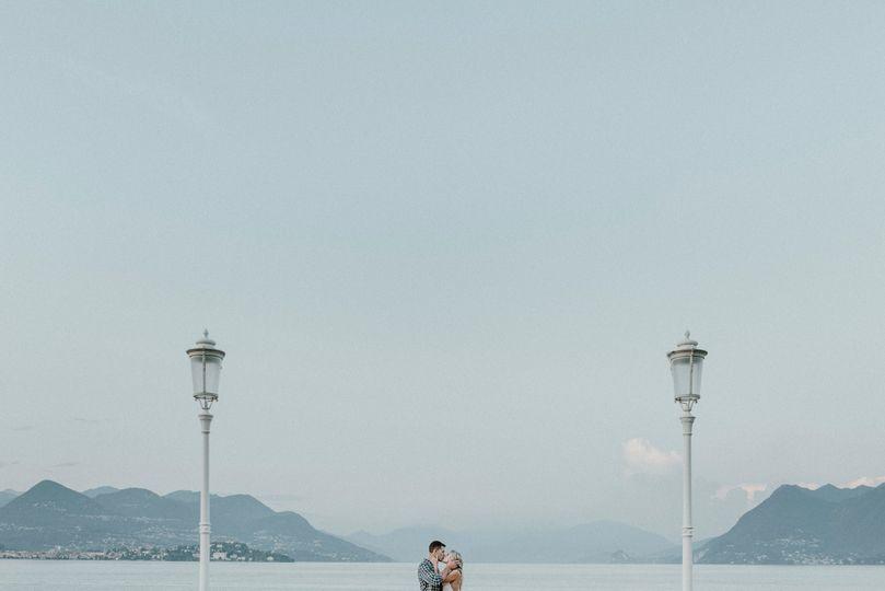 Wedding in Lake Maggiore