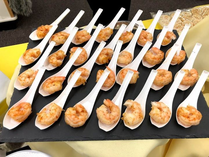Tmx 1523554765 7a895c346bab474c 1523554764 47a8919753089ea0 1523554782804 21 Chilled Shrimp 20 Baltimore, MD wedding catering