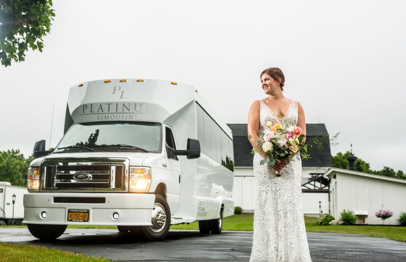 23 passenger limo coach