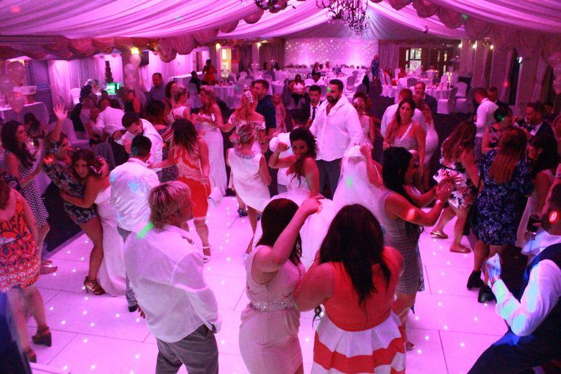whitedancefloor