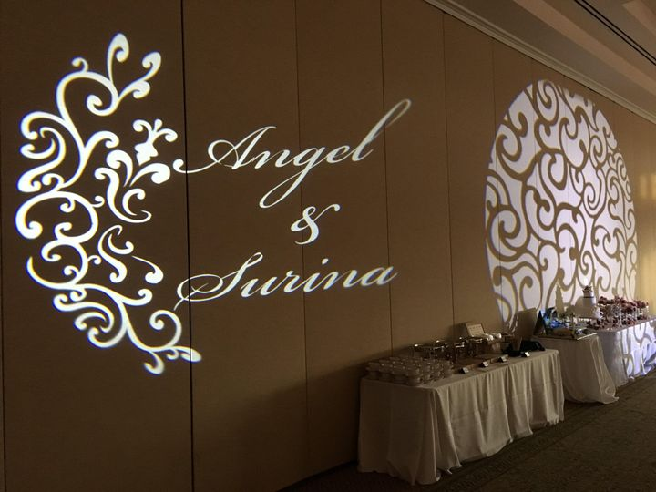 Tmx Gobo Example Of Initials And Design 51 499414 158396936218633 Oakland, CA wedding dj