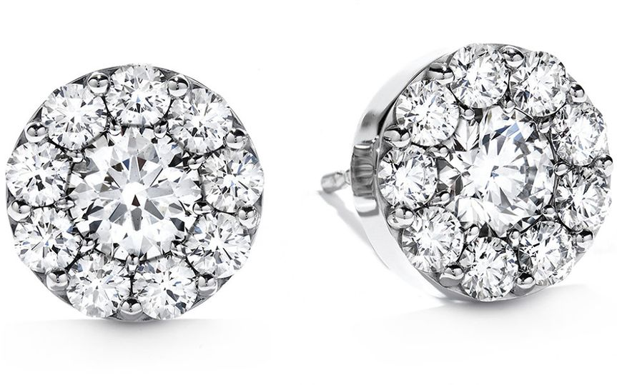diamond earrings hv diamonds