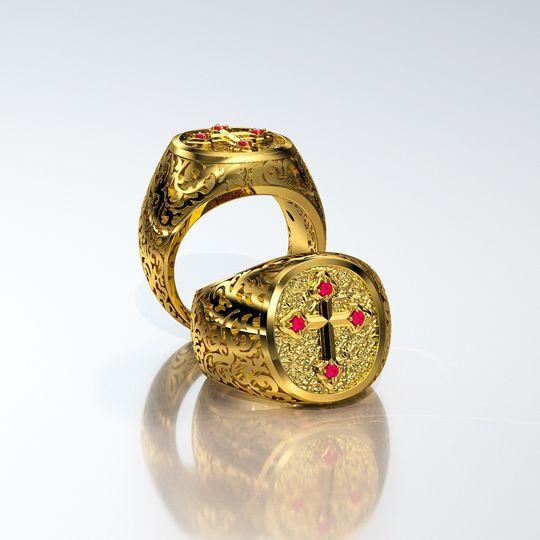 custom ring 7 1 0f 1