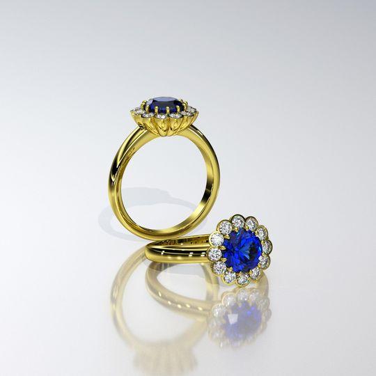 custom wedding set 59 1 0f 1