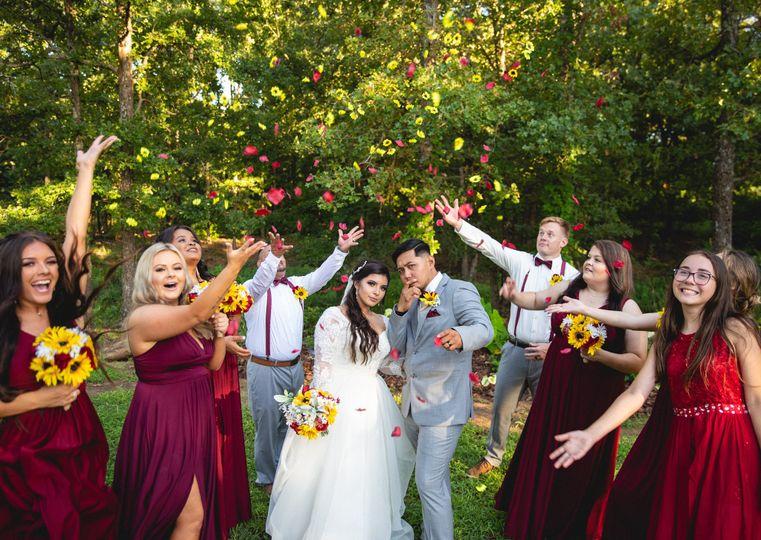 Kiss and Tell Weddings