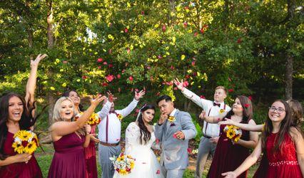 Kiss and Tell Weddings 1