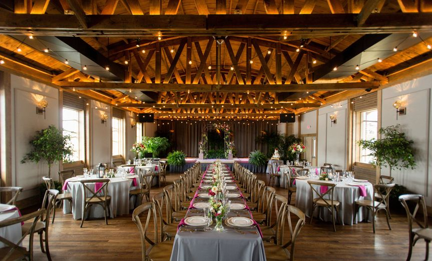 Haywood hall reception