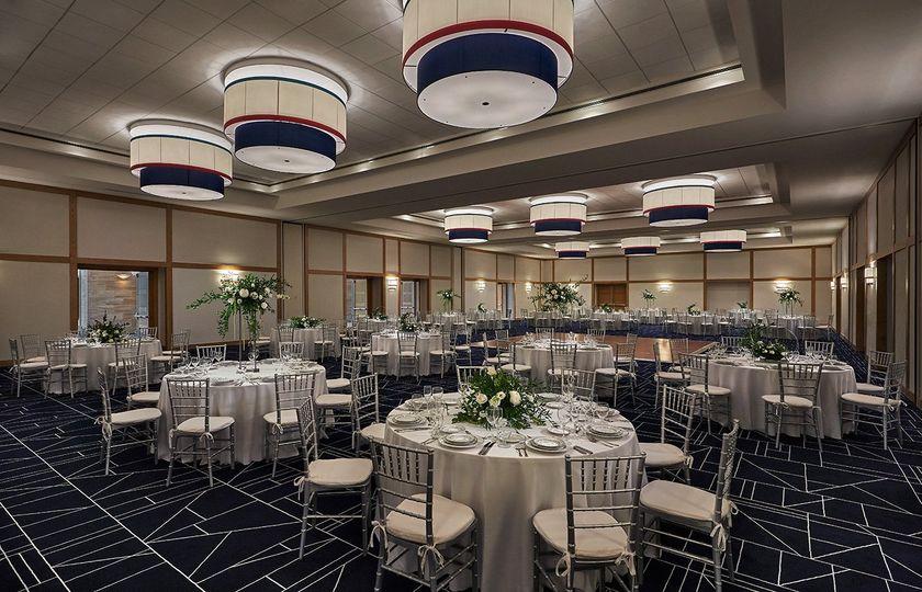 The Cincinnatus Ballroom