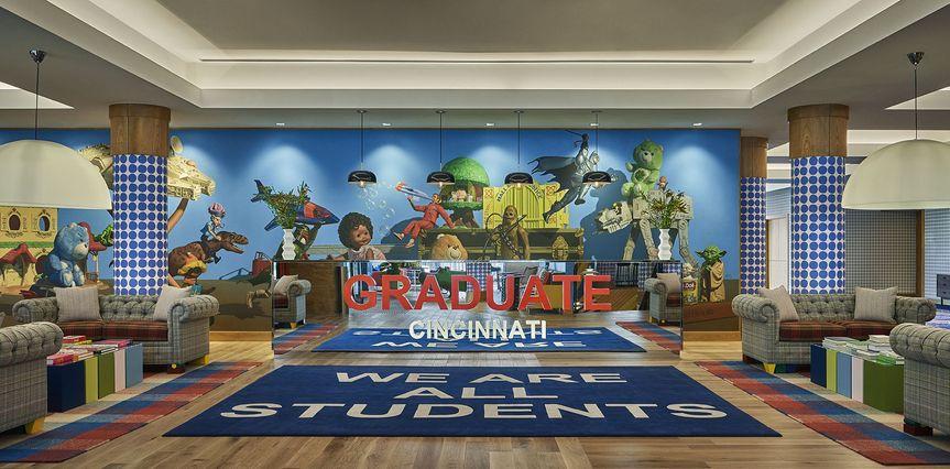 Graduate Cincinnati Lobby