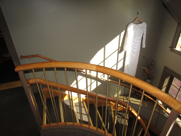 The staircase at parsnip