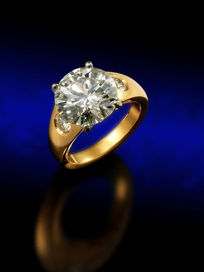 diamond ring center 5 c