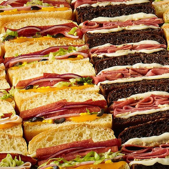 Oven-baked Sandwiches