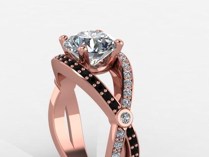 Tmx 1414583585095 2 8m2 Los Angeles wedding jewelry