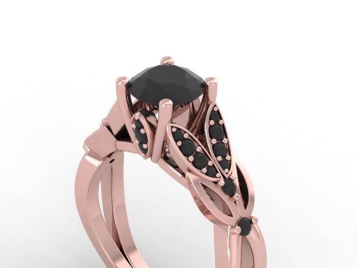 Tmx 1414585211229 27bl 1 Los Angeles wedding jewelry
