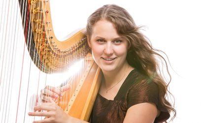 Anna Hagen, Harpist