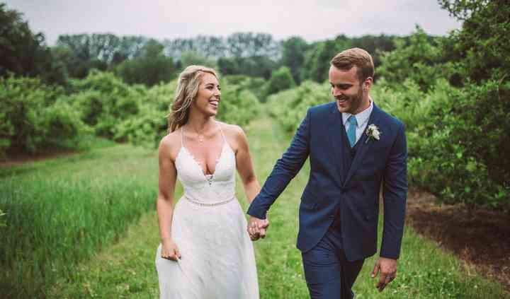 Lewis Orchard Weddings