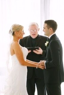 """""""I Now Pronounce You"""" Wedding Officiant Services"""