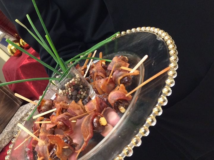 Tmx 1430413594358 Bacon Wrapped Dates Birmingham, MI wedding catering