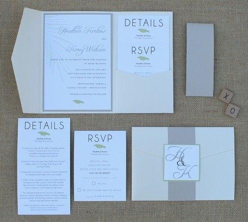 Simple invite set