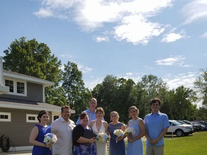 Tmx 1500072270110 Tews Wedding 1 Germantown, WI wedding officiant