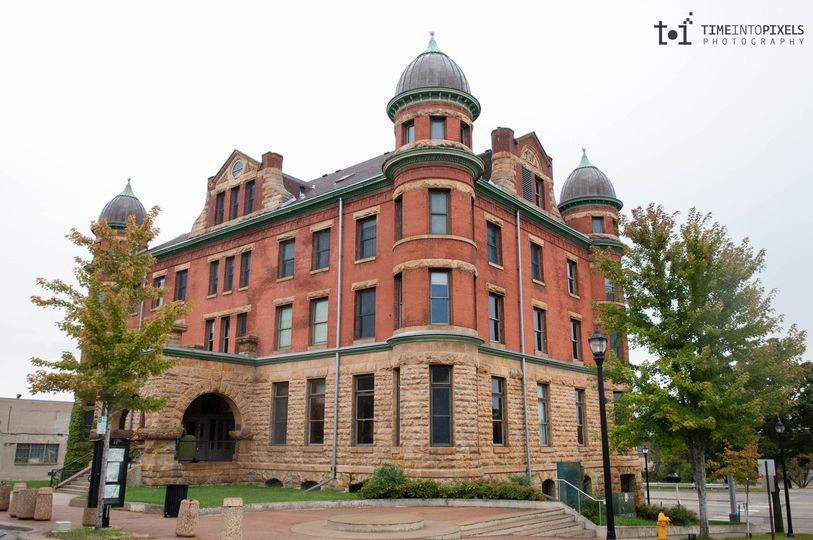 Exterior view of Historic Concord Exchange